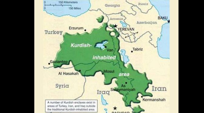 IS Einheiten / Kurdistan – Eingreifen der USA