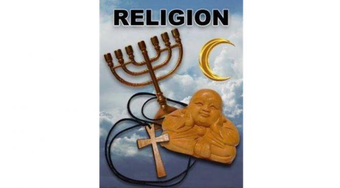 Religions-basierende Spiele und Ausrichtungen