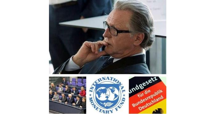 Die Bundestagswahl 2017 verlängert lediglich die heutige Politik!